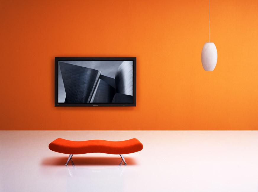 51_Orange-Plasma-big-screen-II-1